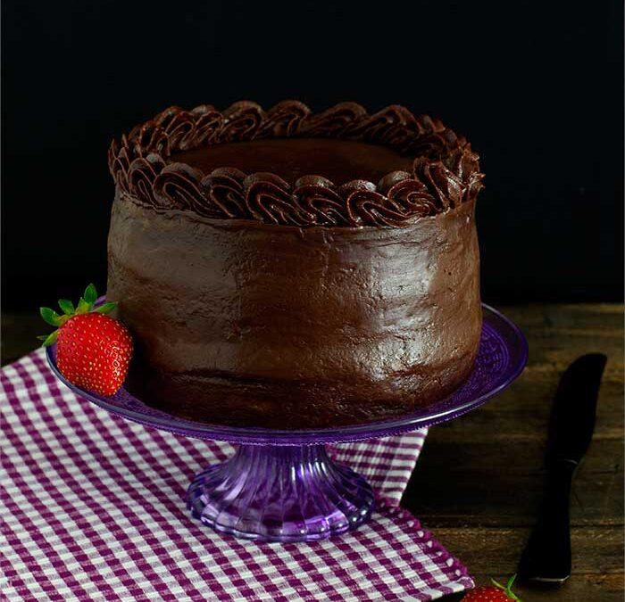 chocolate, dulce de leche, guinnes cake
