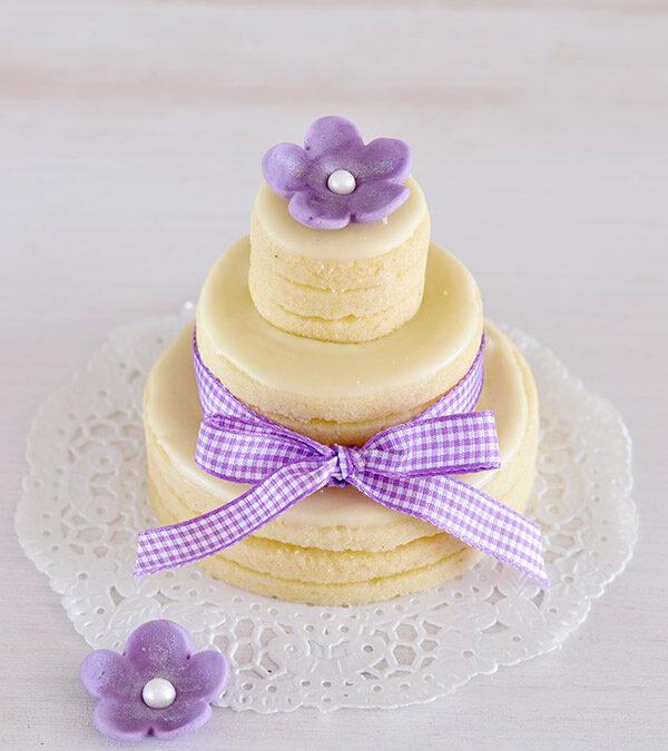 mini-tarta de galletas